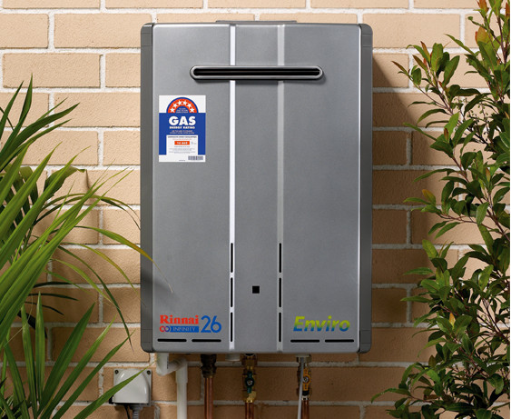 Installation, repair and replacement of gas and electric hot water systems